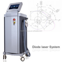 FDA Cleared World First Diode Laser Hair Removal Machine