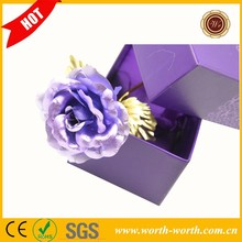 Online shopping 10inch pure 24 karat gold-plated rose, fake rose with gift box for couples