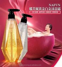 Unique Moisturizing and Perfumed skin whitening bath shower gel