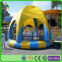 Large newest cheap inflatable pool/inflatable pvc swimming pool/inflatable pool tent