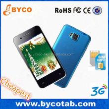 bulk china mobile phone / cheap touch screen mobile phone / cheap cellphone