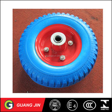 CHINA supplier 13 inch pneumatic small rubber wagon cart tire and tube wheelbarrow tyre 3. 25/4.00-8