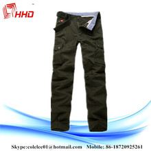 de alta calidad para la moda genuina de los hombres pantalones de esquí con pantalones de estilo nuevo