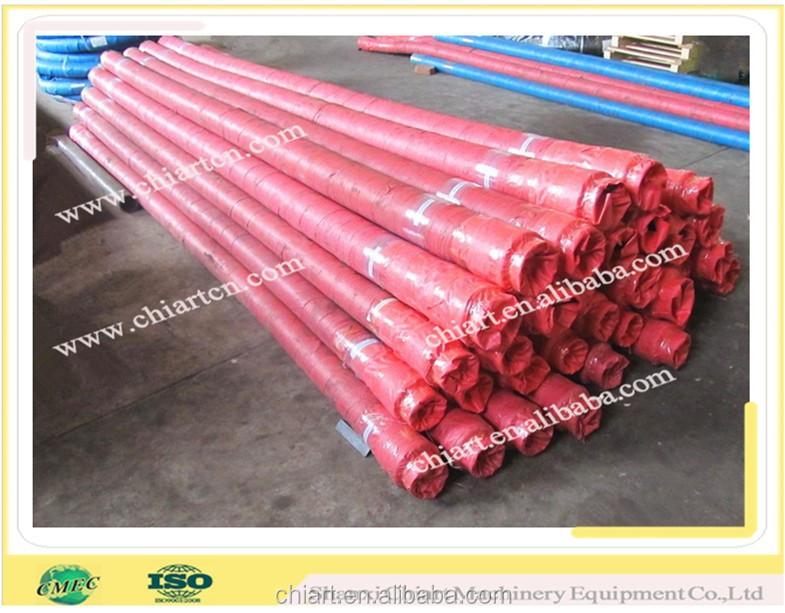 concrete pump part-high pressure rubber hose_