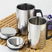 220ml double wall stainless steel starbucks coffee mug wholesale Stainless steel 18/10 double wall cup