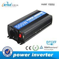 DC-AC 12v 220v 500W off grid inverter for solar