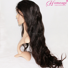 homeage alibaba china virgin human indian remy full lace wig body wave