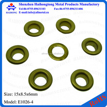 Various size nickel free brass hang tag hook china supplier