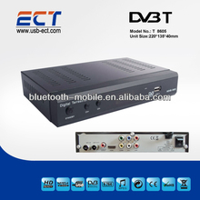 2013 popular model--dvb-t 8605 freeview digital receiver set top box mpeg4/h.264 made in china factory from shenzhen