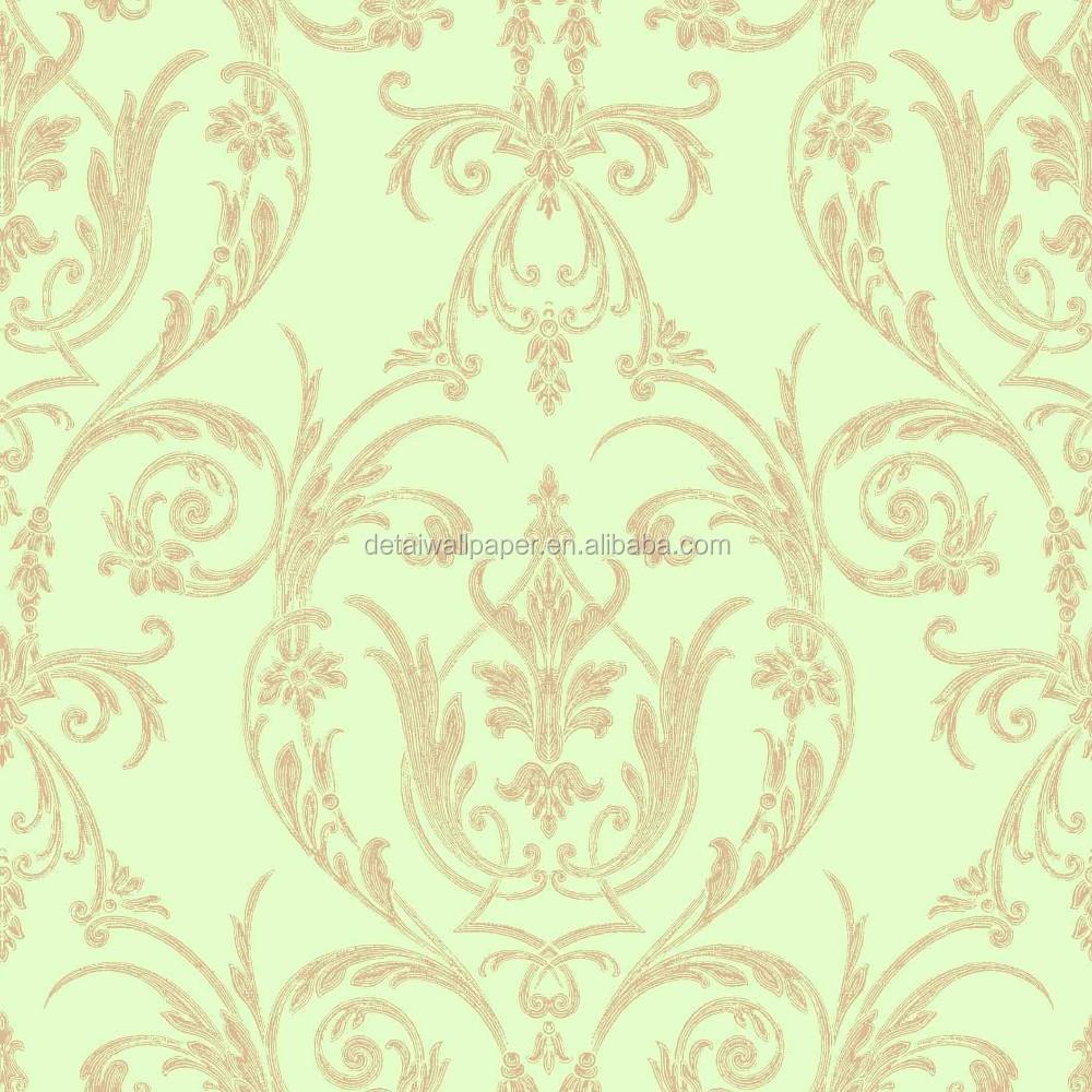 simple italienne nouveau design classique papier peint rev tement mural papiers peints enduit de. Black Bedroom Furniture Sets. Home Design Ideas