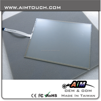 "19"" 5-wire Resistive replacement,ODM,digitizer Touch Panel"