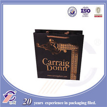 2015 New Luxury Paper Gift Bag, Paper Shopping Bag, Paper Hand Bag Made in China