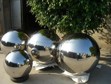 Yuanke stainless steel ball/stainless steel hollow ball/stainless steel half round ball