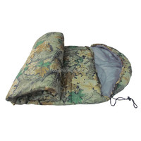 Military Outdoor Light Sleeping Bag Camp Hiking hunting with Carrying Case