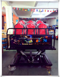 5D 6D cinema system,theater furniture Type kids indoor playground equipment