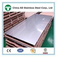 high quality & best price 430 stainless steel sheet no 4 satin finish