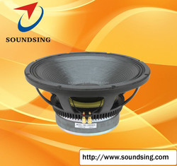 """18 inch dual 253mm magnets 5"""" voice coil subwoofer SD-180060A"""
