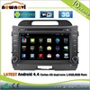 Touch screen car dvd player for Car radio with SIM card bluetooth TV tuner