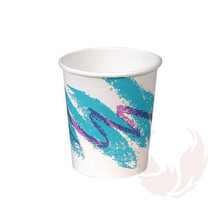 7oz white simple vending paper cup /coffee paper cup designs/vending paper cup