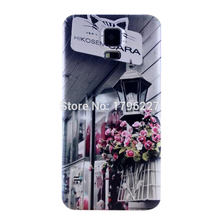 mobile Phone cover For Samsung Galaxy S5 mobile cover 3D Relief Phone Case(18 photo selection)