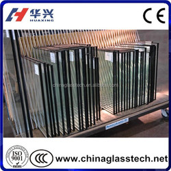 CE, CCC, ISO factory supply cut to size insulated glass panels
