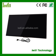 General super TV 80 inch LED television with wall mount and non-broken design
