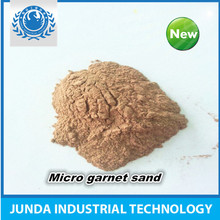 used as the ideal extenders to replace 20-30% brown aluminium oxide made in China Garnet sand