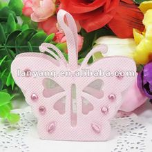 Beaufiful Butterfly Design Favors Bags