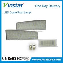 Auto led dome lamp for W204/207/212/GLK led car roof light