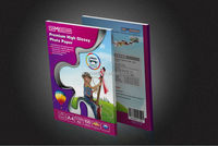A4 115g inkjet high glossy photo paper lucky digital color paper