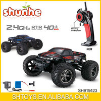 Newest Item 2.4G 1:12 High Speed RC Car 4 WD Monster Truck