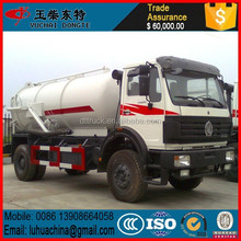 North benz right hand drive vacuum sewage suction truck 20Ton