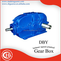 Zibo GVORVI Low price Low price DBY/DBYK/DCY/DCYK gearbox/reducer/reducer gearbox