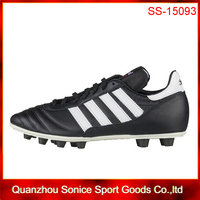 pvc soccer shoes,studs sole football boots ,studs soccer football boots
