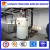 First choice vertical style water tube fired induction noodle boiler