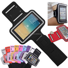 Sports Armband Gym Running Jog Case Arm Holder for iPhone 6 Samsung Galaxy S3 S4 mobile arm holder