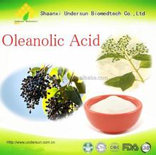 Low price fructus ligustri lucidi E.P., oleanolic acid 98%,Oleanic acid