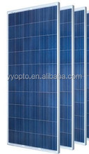 300W Polysilicon Solar Panel for big power plant