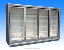 China Little Duck supermarket or convenience store glass door freezer E7 MIAMI