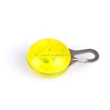 Pet dog ID tag Led flashing pendant