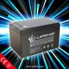 12v12ah dry-charged battery maintenance free