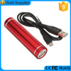 fashion gifts manufacturer price torch1500mah battery bank charger for mobile phone