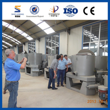 Recovery Equipment Centrifuge Concentrator/Gold Detecting Machine/ Gold Apparatus For Sale From SINOLINKING