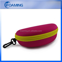 hard plastic tool case/plastic tool carrying case/eva zipper case