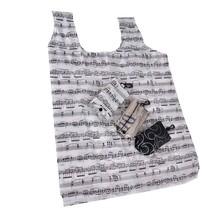 190T ladies 100% folding mini tote bags wholesale