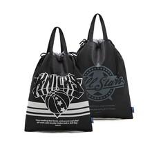 Cheap Promotion Shoes Drawstring Bag Wholesale Polyester Shopping Bag