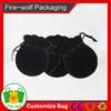 China Wholesale Greeting Card Advertising Customized Velvet Bag