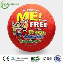 ZHENSHENG Rubber Balls Played at Playground