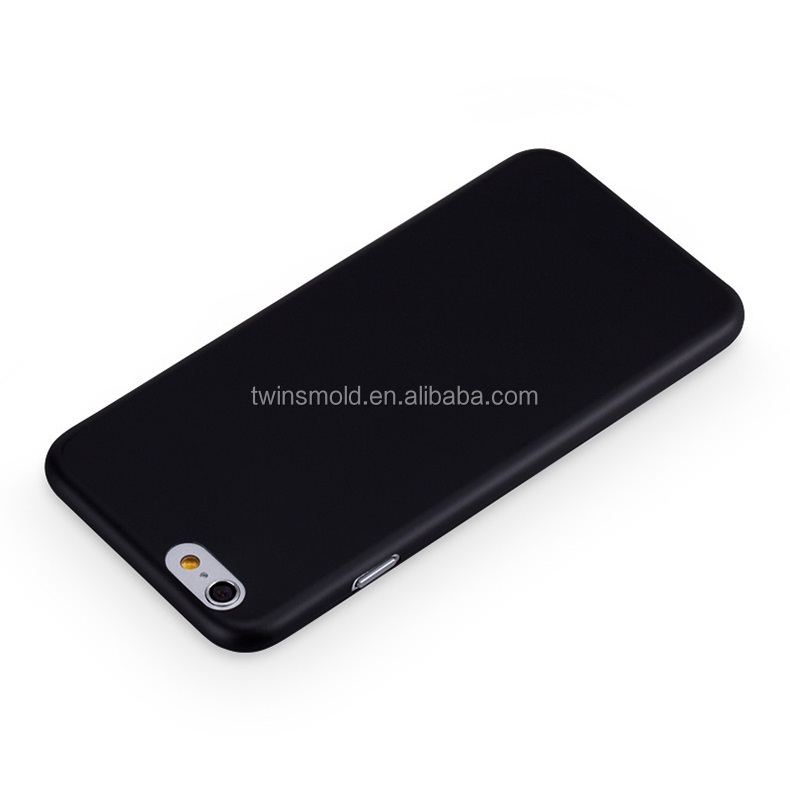Fancy color ultra thin slim phone case for iphone 6 0.35mm thickness only