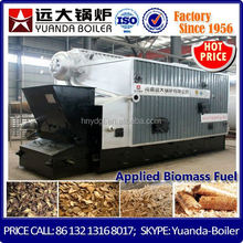 Capacity of 4ton/hour, pressure 10 Bar for industrial use biomass super heated steam boiler